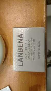 Lanbena - Snail repair facial cream