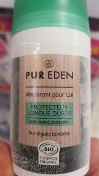 PUR EDEN - Protecteur longue durée - Déodorant pour lui