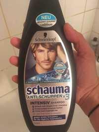 Schwarzkopf - Schauma anti-schuppen x3 - Intensiv shampoo