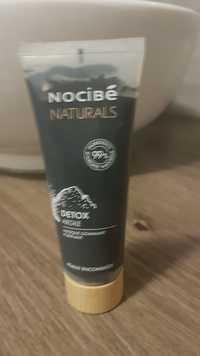 NOCIBÉ - Detox argile - Masque gommant purifiant