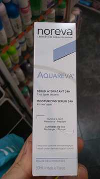 NOREVA - Aquareva - Sérum hydratant 24h