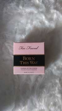 TOO FACED - Born this way - Poudre fixante aérienne