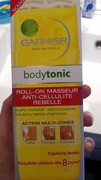 Garnier - Body tonic - Roll-on masseur anti-cellulite rebelle -