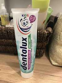 DENTALUX - Toothpaste for kids sweet mint