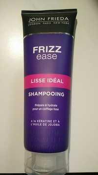 Composition John Frieda Frizz ease Lisse idéal shampooing