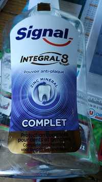 Signal - Integral 8 actions - Protection complète pour dents et gencives