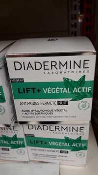 DIADERMINE - Lift + végétal actif - Anti-rides fermeté nuit