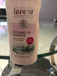 LAVERA - Eye make-up remover bio
