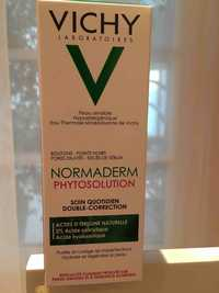 VICHY - Normaderm phytosolution - Soin quotidien double-correction
