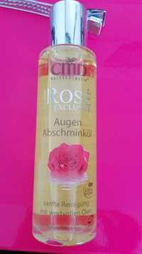 CMD Naturkosmetik - Rosé exclusive - Augen abschminköl