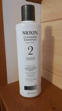 Nioxin - Cleanser 2 - Shampooing pour cheveux fins