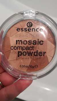 Essence - Mosaic compact powder 01