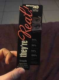 BENEFIT - They're real! - Beyond mascara