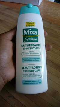 lait corps fraicheur