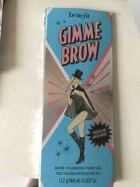 BENEFIT - Gimme Brow - Gel volumateur sourcils