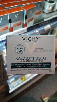 VICHY - Aqualia thermal - Gel crème réhydratant