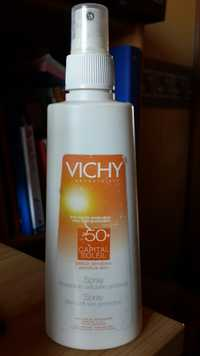 VICHY - Capital soleil SPF 50+ - Spray protection cellulaire profonde
