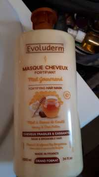 EVOLUDERM - Masque cheveux fortifiant miel gourmand