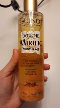 Guinot - Douche mirific - Gel douche à l'huile de fleur