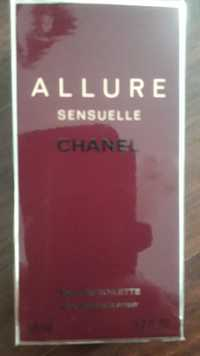 Composition Chanel Allure Sensuelle Eau De Toilette Ufc Que Choisir