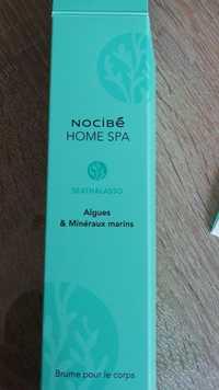 NOCIBÉ - Home spa - Brume pour le corps algues & minéraux marins