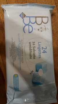 Leader Price - Bébé - 24 lingettes