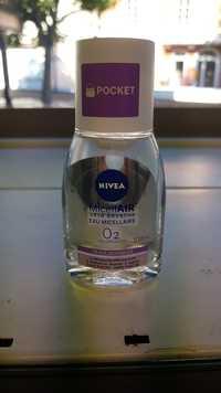 Nivea - O2 Oxygénation - Eau micellaire peaux sensibles