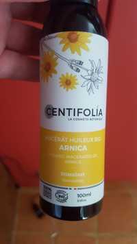 CENTIFOLIA - Arnica - Macérât huileux bio