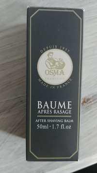 OSMA - Baume après rasage