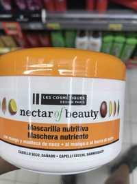 LES COSMÉTIQUES DESIGN PARIS - Nectar of beauty - Mascarilla nutriva