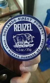 REUZEL - Pommade de fibre