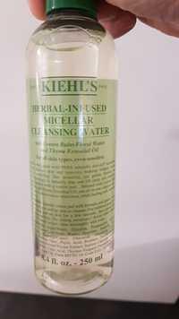 Kiehl's - Herbal-infused micellar cleansing water