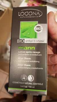 LOGONA - Mann bio - Loton après-rasage