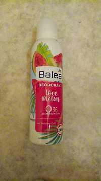 Balea - Love melon - Déodorant 24h