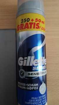 GILLETTE - Series sensitive - Mousse