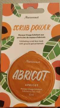 MARIONNAUD - Apricot - Masque visage exfoliant