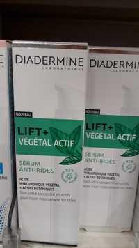 DIADERMINE - Lift+ végétal actif - Sérum anti-rides