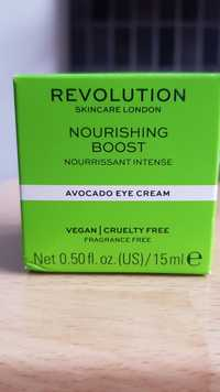 Revolution - Nourrissant intense - Avocado eye cream
