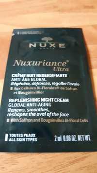NUXE - Crème nuit redensifiante anti-âge global