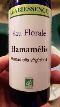 Abiessence - Hamamélis - Eau florale