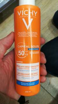 VICHY - Capital soleil - Spray anti-déshydratation SPF 50+