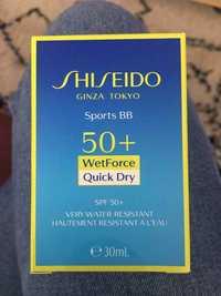 SHISEIDO - Sports BB SPF 50+ very water-resistant