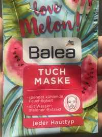 Balea - Love melon - Tuch Maske