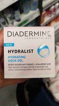DIADERMINE - Hydralist - Hydrating aqua gel