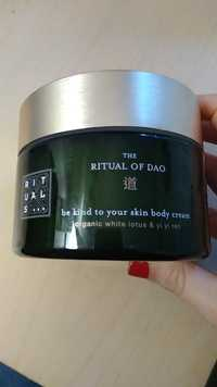 Rituals - The ritual of dao - Body cream