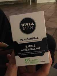 NIVEA MEN - Peau Sensible - Baume après-rasage