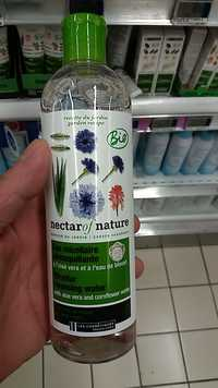 Nectar of Nature - Bio eau micellaire démaquillante