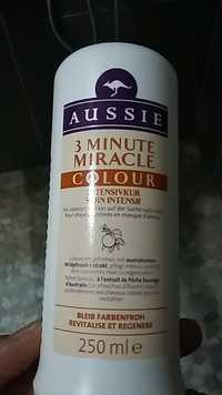 AUSSIE - 3 minute miracle colour - Soin intensif