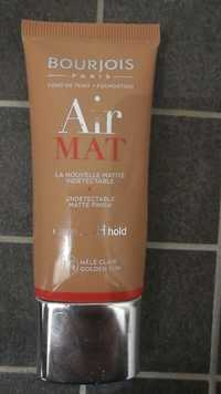 Bourjois - Air mat - Fond de teint 06 golden sun