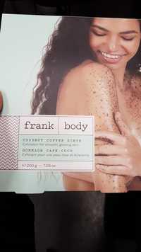 Frank Body - Gommage café-coco